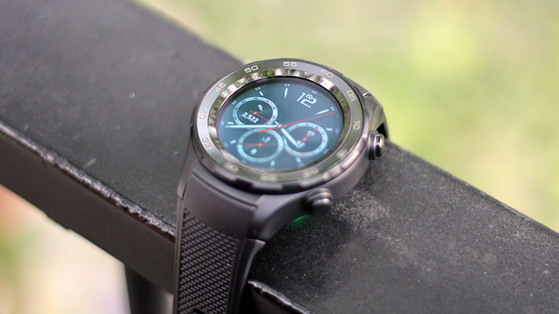 Đánh giá Huawei Watch 2