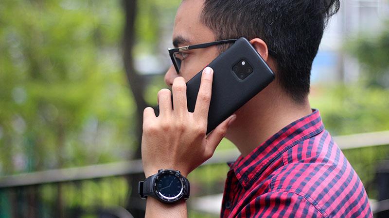 Đánh giá Huawei Watch 2: Thiết kế thời trang, chạy mượt, pin lâu - ảnh 14