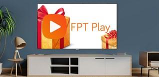 Cách nhận khuyến mãi ứng dụng FPT Play trên tivi TCL 2018
