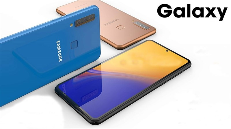 Galaxy A70, Galaxy A90 là 2 smartphone đầu tiên dùng màn hình Infinity mới