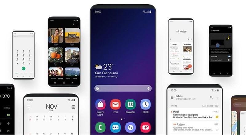Galaxy S8, Galaxy S8+ và Note 8 cũng sẽ được cập nhật giao diện One UI - ảnh 2