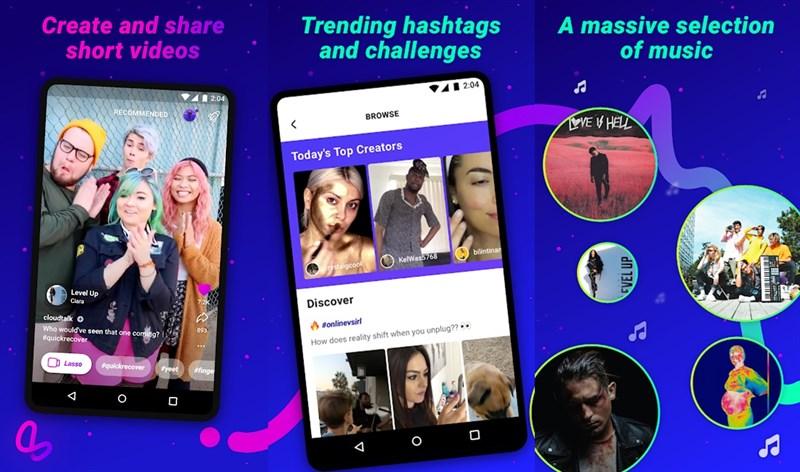 Facebook lặng lẽ ra mắt ứng dụng Lasso cạnh tranh với TikTok - ảnh 2