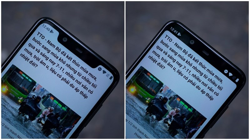 Cách tắt tai thỏ nokia 5.1 plus và Nokia 6.1 Plus