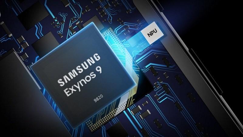 Samsung Exynos 9820 ra mắt: Chip 8 nm tích hợp NPU, GPU tốt hơn 40%