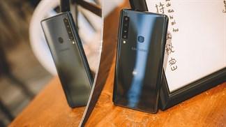 Galaxy A9 (2018) bất ngờ lộ giá bán cực sốc tại thị trường Việt