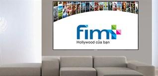 Cách sử dụng ứng dụng Fim+ trên Smart tivi Sony 2018