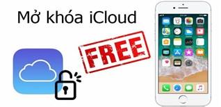 Cách mở khoá tài khoản iCloud miễn phí cho ai lỡ quên tài khoản của mình
