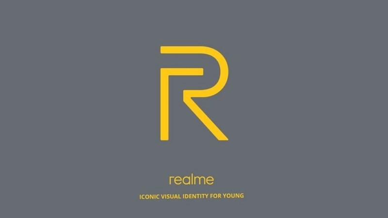 Logo mới của Realme