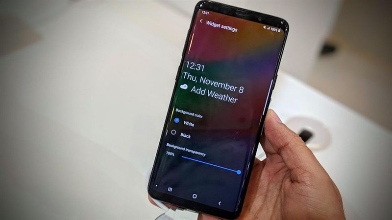 Trải nghiệm One UI trên Galaxy S9: Giao diện mới đã hoàn thiện?