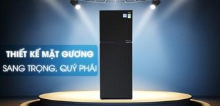 Cách sử dụng bảng điều khiển tủ lạnh Aqua Inverter 373 lít AQR-IG377DN GB