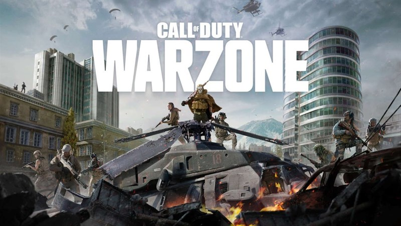 Game Call Of Duty: Warzone