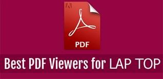 6 phần mềm đọc file PDF nhanh và tốt nhất hiện nay