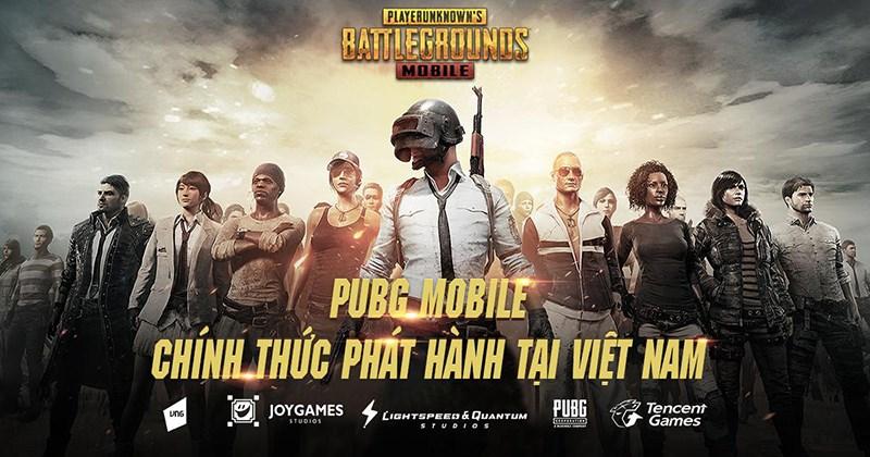 PUBG Mobile Tiếng Việt