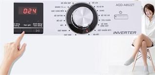 Hướng dẫn sử dụng máy giặt Aqua AQD-A852ZT (W)