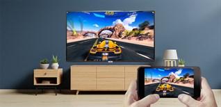 Cách chiếu màn hình điện thoại lên tivi TCL chạy hệ điều hành TV+ OS