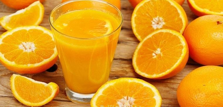 Công dụng của nước cam tươi và cách bảo quản nước cam tốt nhất