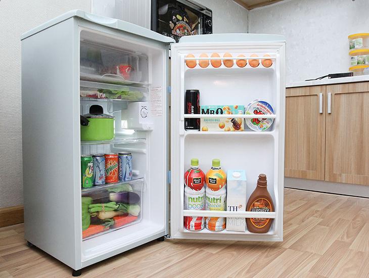 Yêu cầu chung khi chọn vị trí đặt tủ lạnh