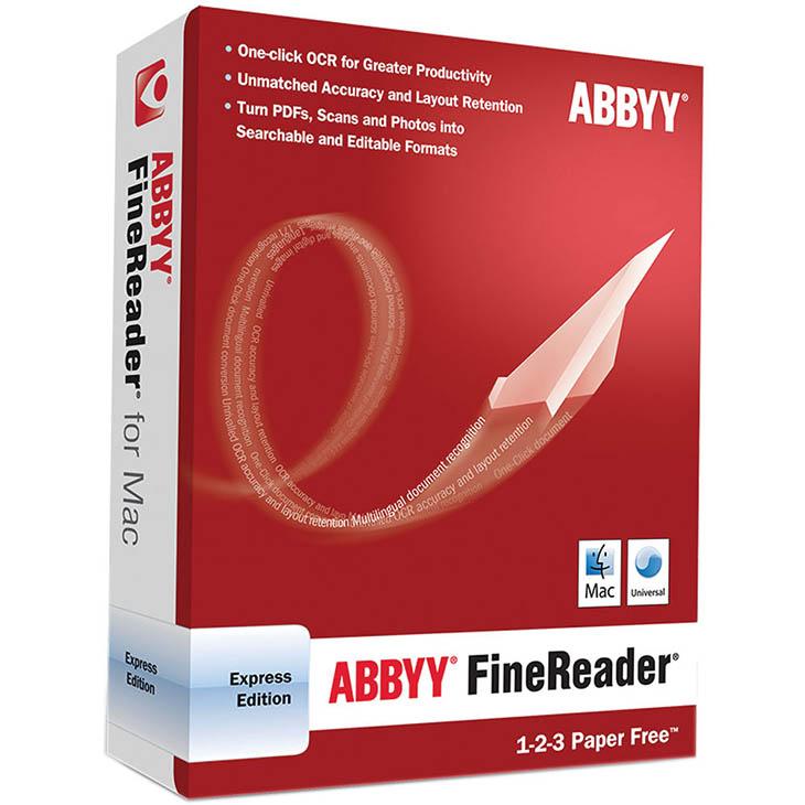 Phần mềm ABBYY FineReader