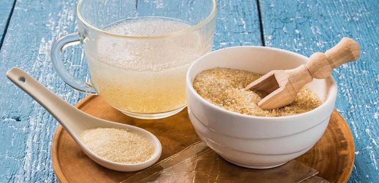 Gelatin và tác dụng khi làm bánh