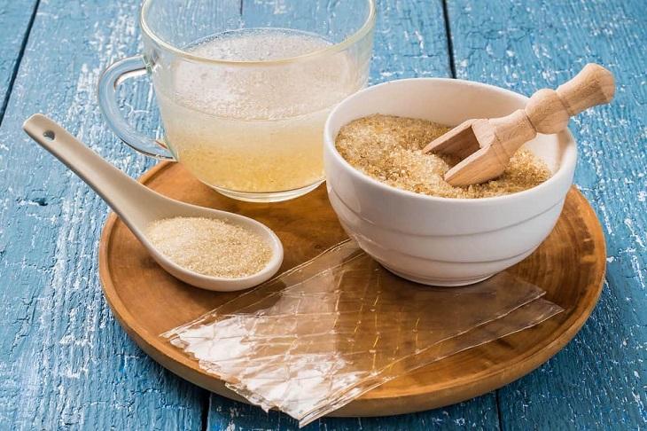Gelatin có tốt cho sức khỏe?