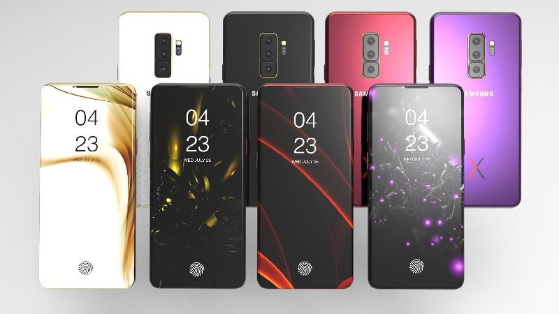 Sẽ có 2 công ty cung cấp cảm biến vân tay siêu âm cho Galaxy S10