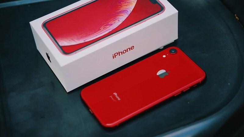 iPhone Xr là mẫu iPhone bán chạy nhất kể từ lúc lên kệ