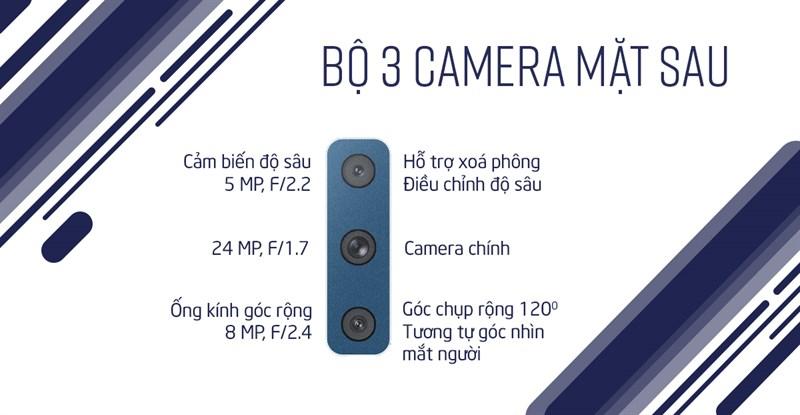 Top 5 smartphone mới sở hữu cụm 3-4 camera đáng mua nhất 12/2018