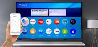 Cách điều khiển Smart tivi Panasonic 2018 bằng điện thoại