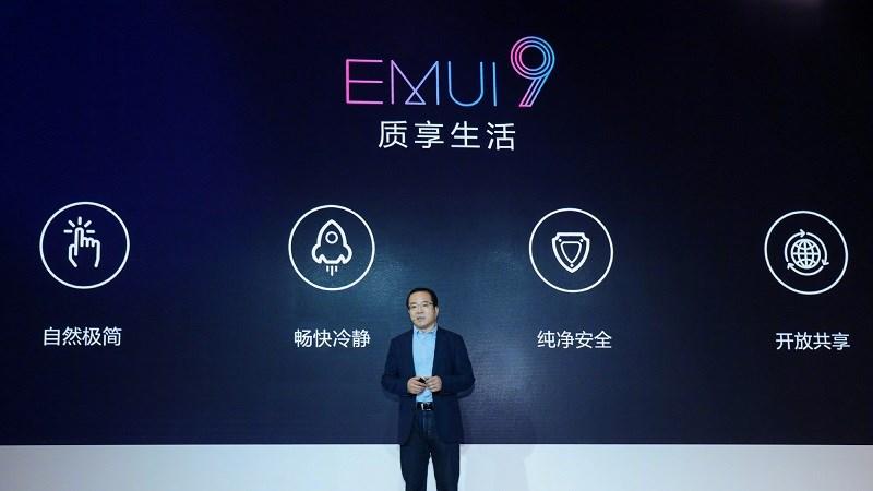 Hiện tại các thiết bị di động của Huawei đều chạy giao diện EMUI dựa trên Android của Google