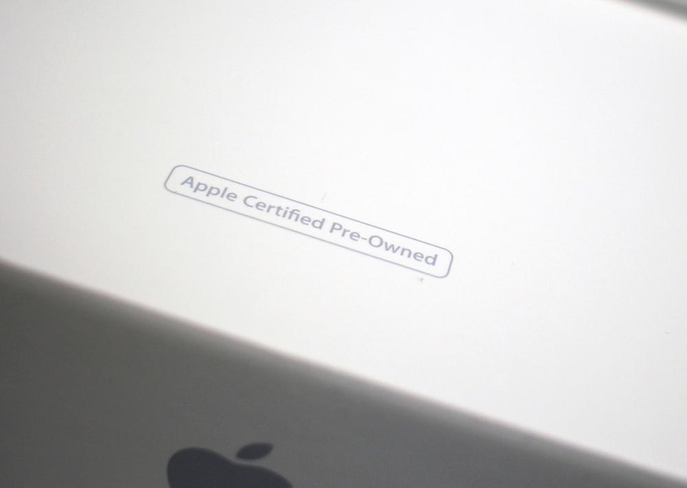 Nhận diện iPhone CPO