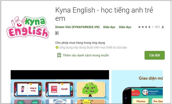 Kyna English