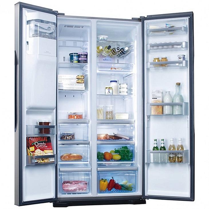 lưu ý khi sử dụng tủ lạnh