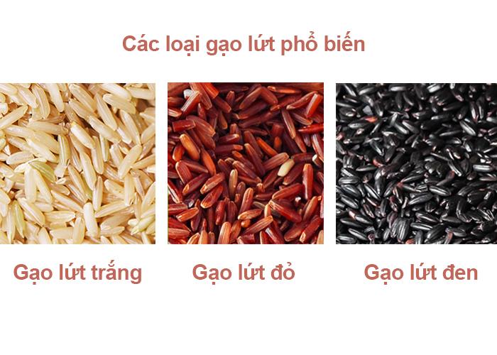 Lựa chọn gạo lứt phù hợp
