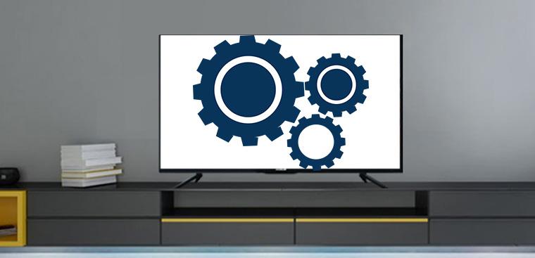 Cách khôi phục cài đặt gốc trên Smart tivi Mobell