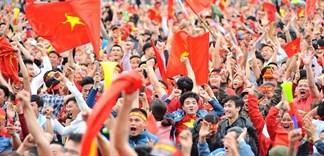 """Lịch thi đấu chung kết AFF Cup 2018 - chuẩn bị """"quẩy"""" hết mình cùng đội tuyển Việt Nam"""