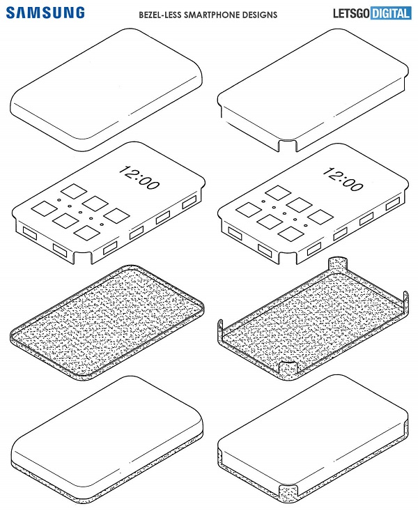 Đây mới là mẫu smartphone của tương lai mà Samsung đang hướng tới