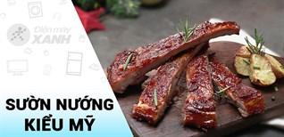 [Video] Cách làm sườn bò nướng kiểu Mỹ cực ngon mà dễ làm cho mùa Giáng Sinh