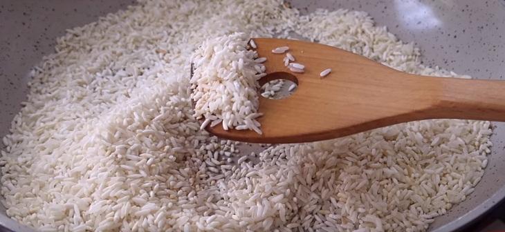 rang gạo