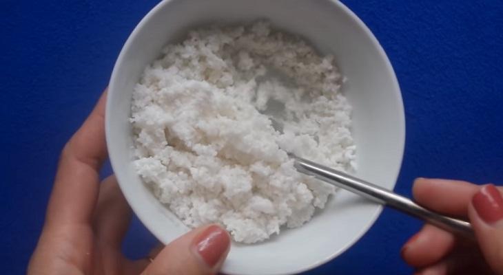 gạo đã xay nát