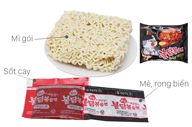 Cách nấu mì cay Samyang thơm ngon khó cưỡng | Món Miền Trung