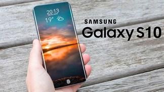 Ốp lưng Galaxy S10 xuất hiện cho thấy máy có 3 camera mặt sau, bezel siêu mỏng