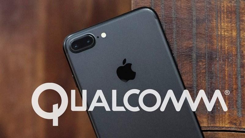 Qualcomm thắng kiện cấm Apple bán từ iPhone 6s đến iPhone X ở TQ