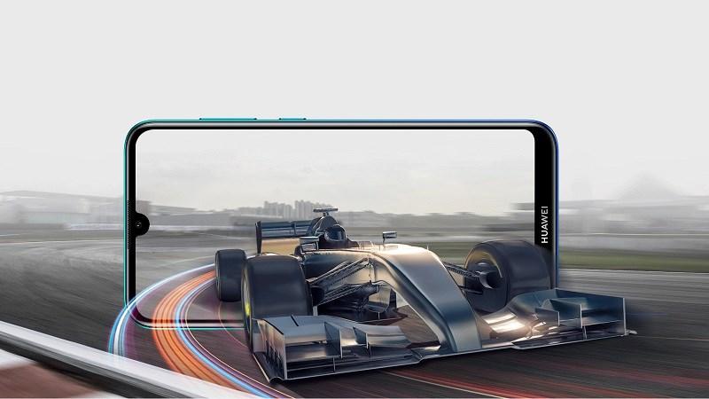 Huawei Enjoy 9 ra mắt: Chip Snapdragon 450, pin 4.000 mAh, EMUI 8.2