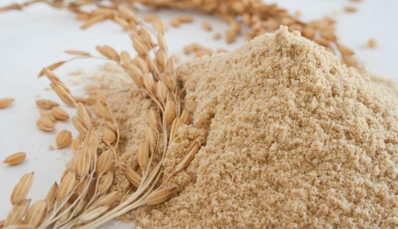 """Cám gạo được ví như """"thần dược"""" với các tác dụng như tắm trắng, chống nắng, trị da nhờn hiệu quả"""