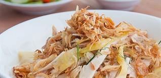 Cách nấu xôi gà bằng nồi cơm điện đúng vị thơm ngon dễ làm tại nhà