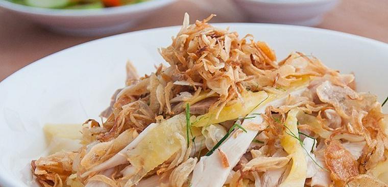 Cách nấu xôi gà bằng nồi cơm điện đúng vị thơm ngon!
