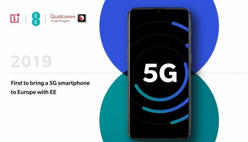 CEO OnePlus khẳng định smartphone OnePlus 5G sẽ ra mắt vào tháng 5/2019