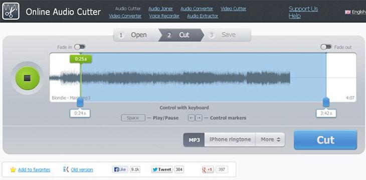 Top phần mềm cắt, ghép, mix nhạc mp3, mp4 cực chuẩn