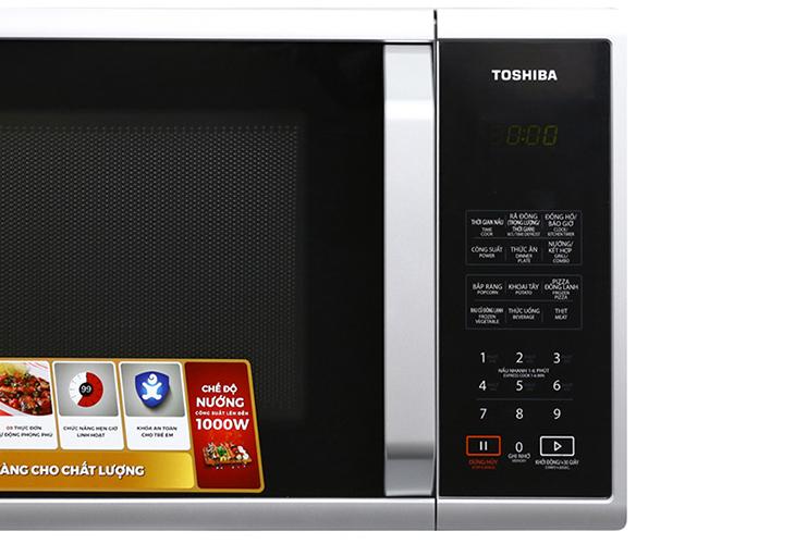 Lò vi sóng Toshiba có tốt không?