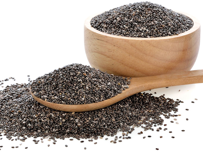 Hạt chia uống nhiều có tốt không và cách dùng hạt chia an toàn